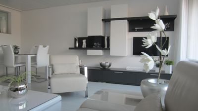 Photo for New four star apartment with swimming pool and sauna