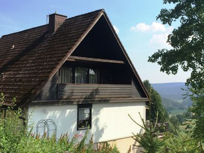 Photo for Scenic Apartment in Lenzkirch with Bikes, Balcony