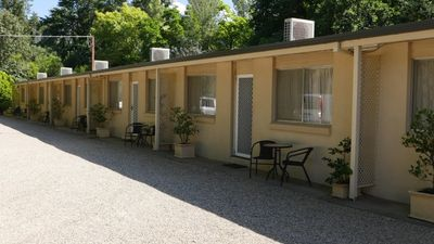 Photo for Booking Option 1 or 2 B/R or 1 to 4 guests;; Full kitchen facility; Garden Overview;