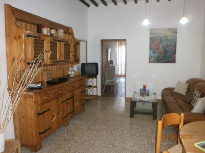 Photo for Apartment LUNA - in the heart of the medieval Tuscany