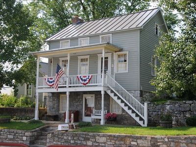 Photo for Sharpsburg Retreat--Civil War Home Near Antietam Battlefield, C&O Canal Towpath