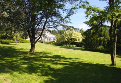 Main house and Gardens at Forder