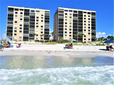 Photo for Spacious Beach Front Condo With the Best Direct Gulf View