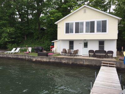 Photo for Recently renovated Keuka Lake Cottage.