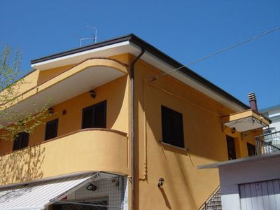 Photo for Apartment in Riccione a few steps from the sea (100 mt)