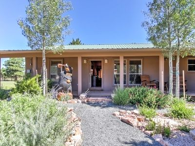 Dog-Friendly Alto Home on 1 Acre w/Deck!