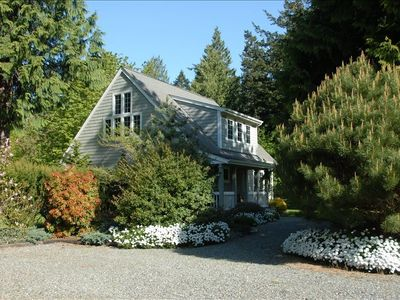 Photo for Samish Point Cottage by the Bay