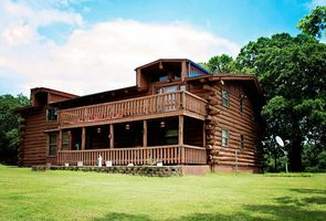 Photo for 3BR Cabin Vacation Rental in Thackerville, Oklahoma