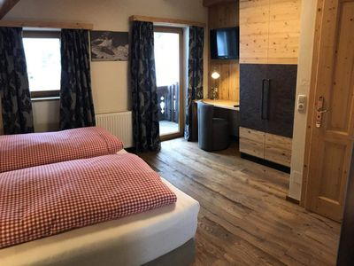 Photo for Double room E with shower, WC - Almresort Baumschlagerberg