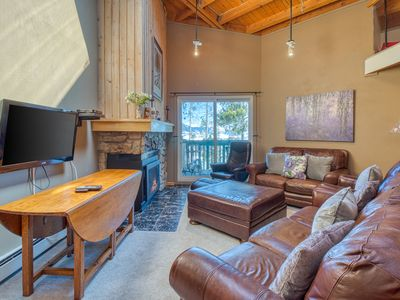 Photo for Family-friendly condo w/ shared indoor pool, hot tub, sauna, gym, & game room