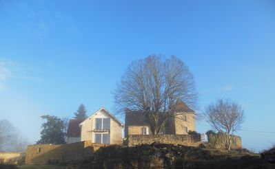 Photo for Authentic farmhouse restored into a contemporary (family) holiday home.