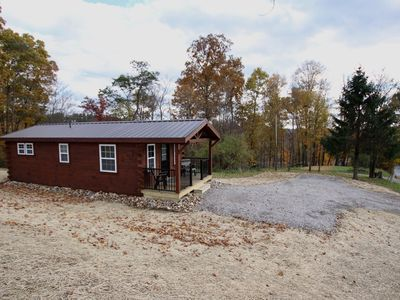 Photo for 1BR Cabin Vacation Rental in Millersburg, Ohio