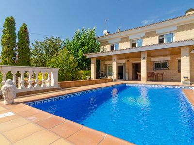 Photo for Club Villamar - Centrally located holiday villa Lloret de Mar with private swimming pool
