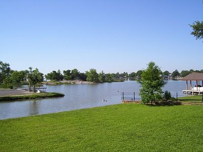 Photo for A+ Lakehouse-Bring the Dog-Spacious 2 Bdrm&Loft Sleeping Area