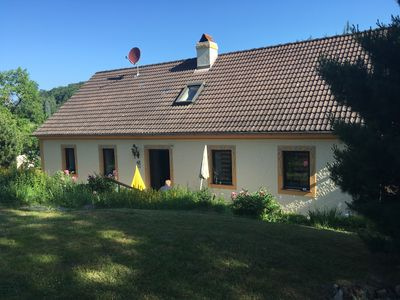 Photo for For a summer holiday in the Waldviertel - in the newly renovated cottage