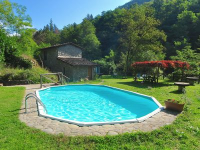 Photo for La Casetta Villa with private swimming pool and private parking
