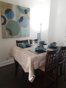 Photo for New 2 Beds + Den Condo Townhouse Located In The Heart Of Mississauga!!