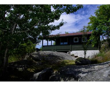 Photo for Holiday house in an elevated position for 4 people near Larvik