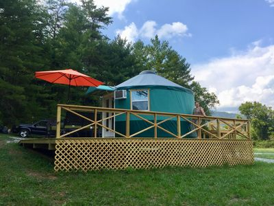 Photo for 1BR Cabin Vacation Rental in Rutherfordton, North Carolina