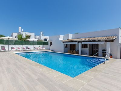 Photo for MURTA 26 - Villa with private pool in SA COMA.