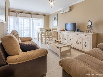 Photo for APARTMENT ELIZABETH WITH SEA VIEWS - 50M TO THE BEACH