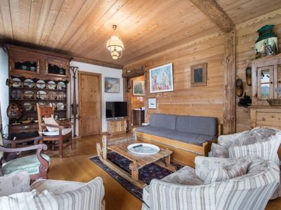 Photo for Apartment Megève, 3 bedrooms, 8 persons