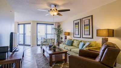 Photo for Phoenix X 1BR Beachfront, Next to FloraBama!!  Spring Deals!