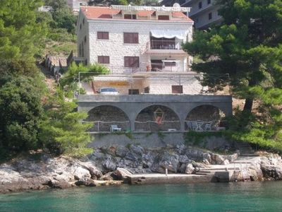 Photo for Apartments Marija, (13469), Brna, island of Korcula, Croatia