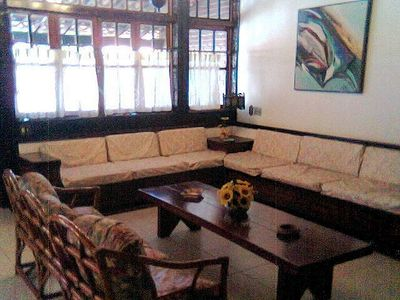 Photo for perfect house to rent on the beach Geribá - 5 suites