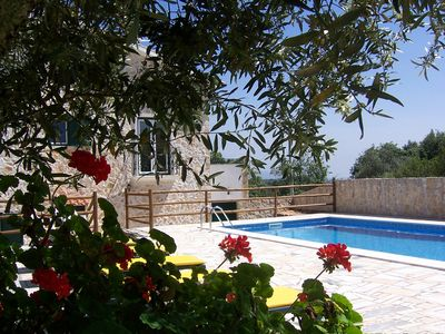 Photo for Rural Peaceful Villa With Private Swimming Pool In Unspoiled Countryside