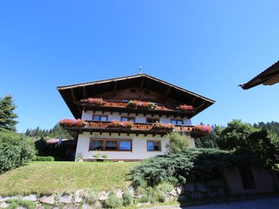 Photo for Spacious apartment close to the lift to the Kitzbüheler skiing and hiking area