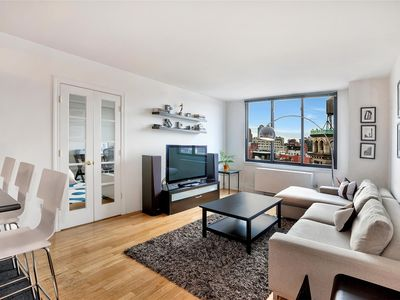 Photo for LOCATION! LOCATION! in NOLITA MASSIVE 2 Bdr, 2bth, free Gym, 24 Hr Doorman! View