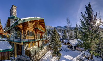 """Photo for Snowridge Retreat - 4000sqft True """"Ski and Bike In/Out"""" Property in Whistler's Creekside"""