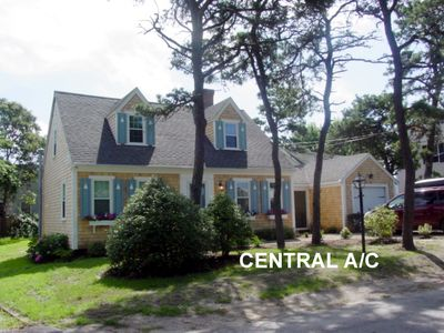 Photo for Short Walk to BeacNew 4-5 Bedroom 2 Bath  Home Central AC. High Speed Wi Fi