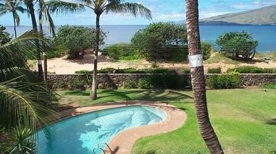 Photo for Tropical Oceanfront Estate with Pool, Privacy, and an ocean view on 2/3 acre