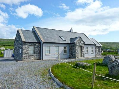 Photo for CÚNNA BÁN, family friendly in Fanore, County Clare, Ref 14941