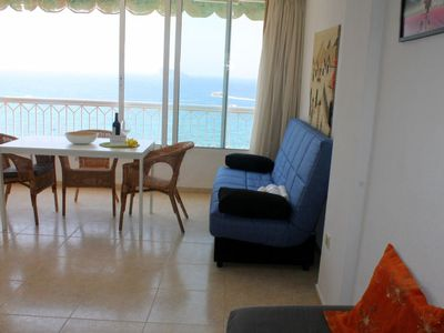 Photo for Apartment Torre Principado in Benidorm - 3 persons, 1 bedrooms