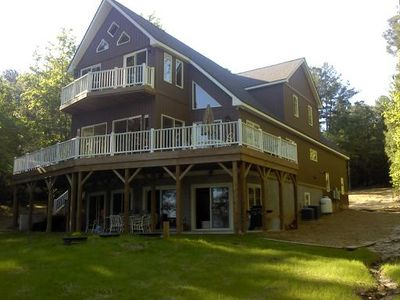 Photo for California Dreamin' on Lake Gaston Boathouse/Kayaks/Paddle boards  Pet Welcome