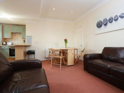 Photo for BOURNECOAST: Apartment walking distance to sea, shops and restaurants - FM747