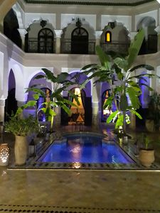 Photo for Beautiful riad exclusive rental pool & WiFi 23pers
