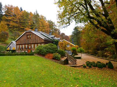Photo for Luxury, beautiful house with indoor pool and sauna for family groups