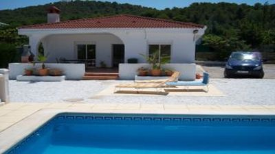 Photo for Detached villa in enclosed private grounds with WIFI and Private Pool
