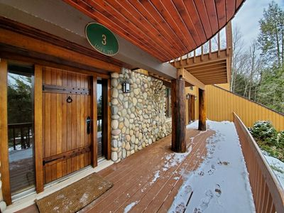 Photo for Luxury Windham Retreat Walk to Slopes