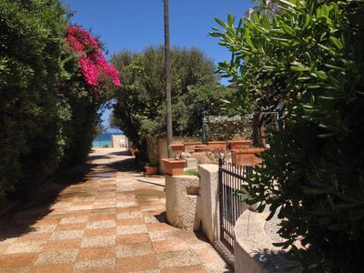 Photo for Villa Helios only 20 meters from the beach