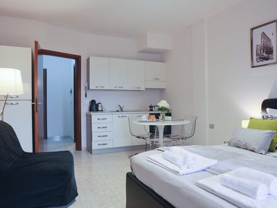 Photo for Fine Air-conditioned Studio with kitchenette