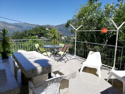 Photo for A very nice, comfortable holidayhome in the Peneda Geres with lake and beach