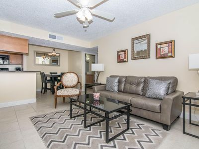 Photo for Corner Unit - 2 bedroom 2 bath -  Close to downtown Tampa