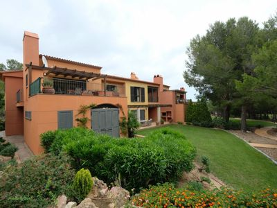 Photo for 3 bedroom Apartment, sleeps 6 in Mas Riudoms with Pool and Air Con