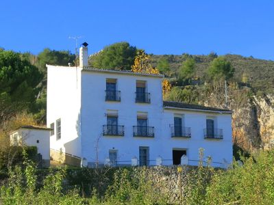 Photo for Great house for 6 people in the Sierra Aitana near Altea