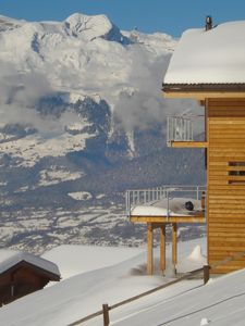Photo for Charming and luxurious contemporary chalet with spectacular views
